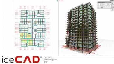 Photo of Çekmeceye Özel ideCAD Statik İndirimli Eğitim Fırsatı