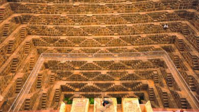 Photo of İnsan Eliyle Yapılan Binlerce Merdiven: Chand Baori